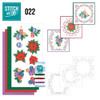 Stitch and Do 22 - Card Embroidery Kit - Christmas