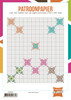 Hobbydots Sparkles Pattern Grid Paper A4  - 24 sheets