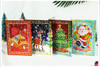 5D DIY Diamond Painting Crystal Christmas Card Kit - Set of 4
