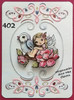 Laura's Design Card Stitching Pattern - LD402