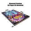 5D DIY Diamond Painting A5 Notebook 13