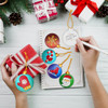 5D Diamond Painting Gift Tags