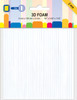 JeJe Double-Sided Foam Lines - 2mm