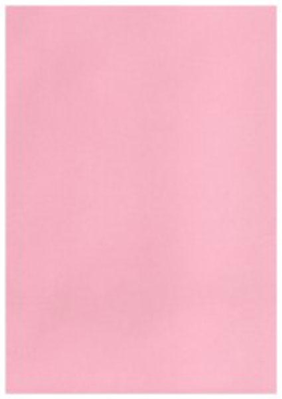 """Card Pack 5"""" x 7"""" (approx) Matte Texture 20 Sheets 270gsm - FLAMINGO"""