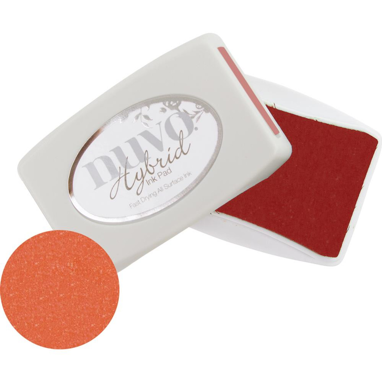 NUVO Hybrid Ink Pad - POPPY RED