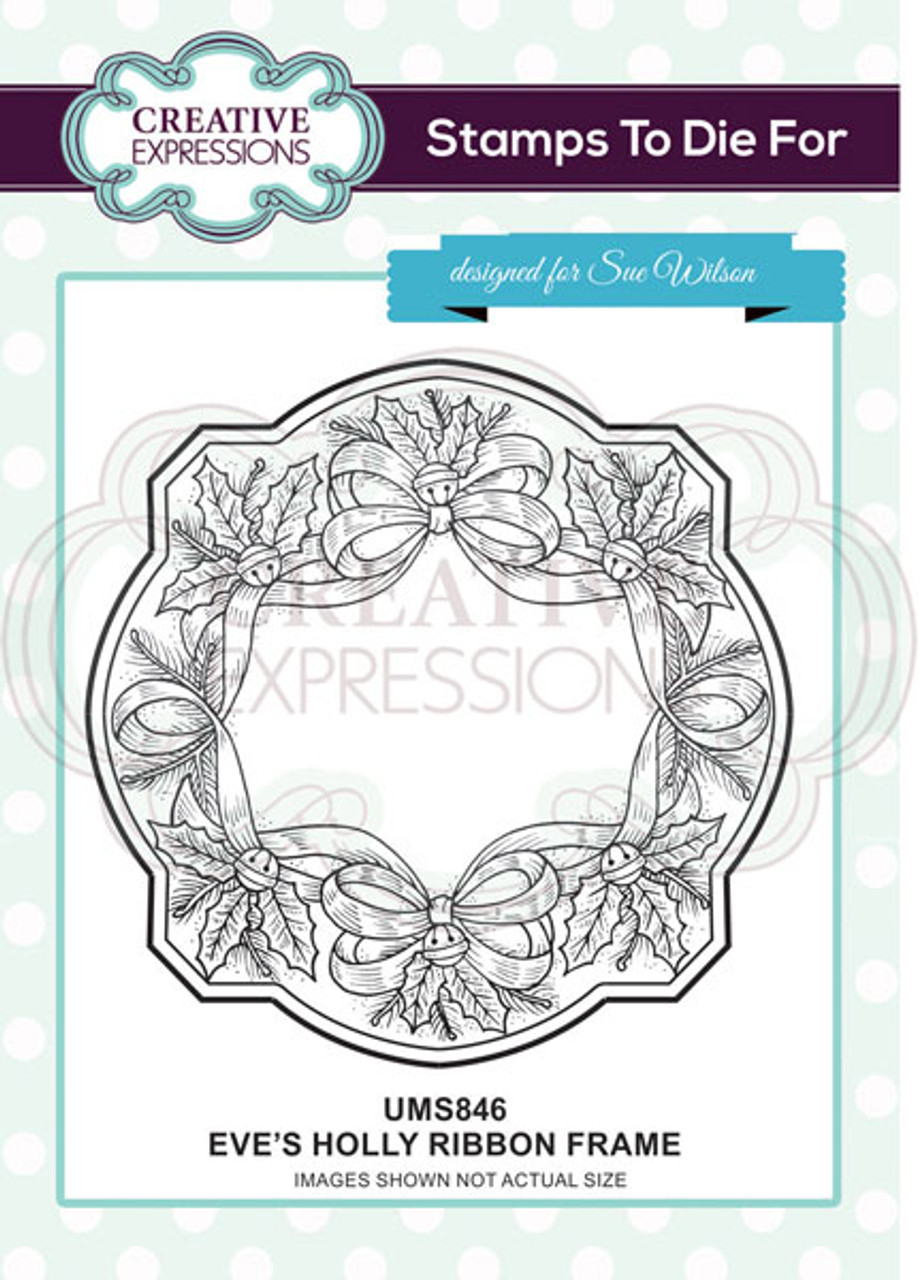 CREATIVE EXPRESSIONS Cut Mounted STAMPS TO DIE Sue Wilson CHRYSANTHEMUM BOUQUET