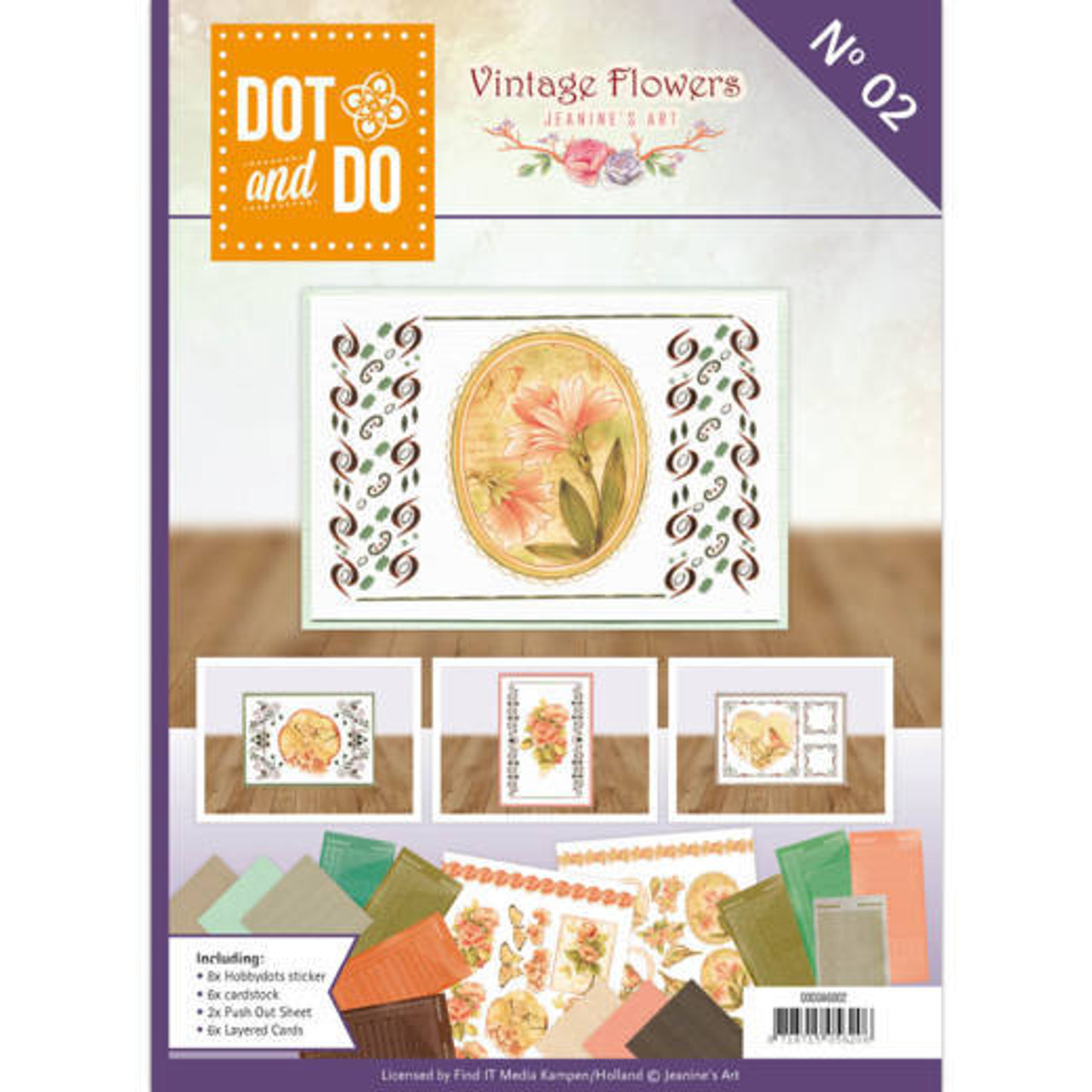 Dot and Do Book Jeanine's Art - A6 Book 2
