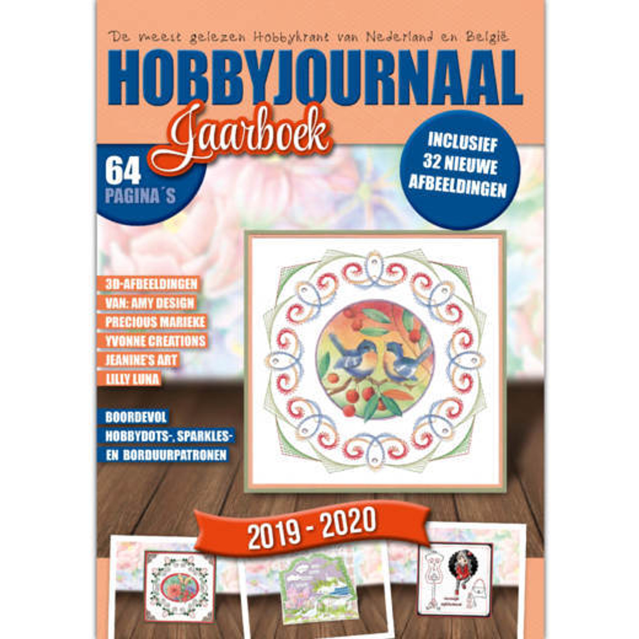 Hobbyjournaal Year Book 2019/2020