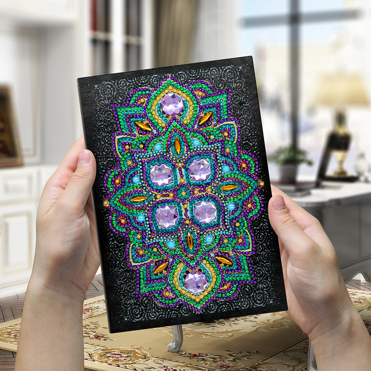 5D DIY Diamond Painting A5 Notebook 54