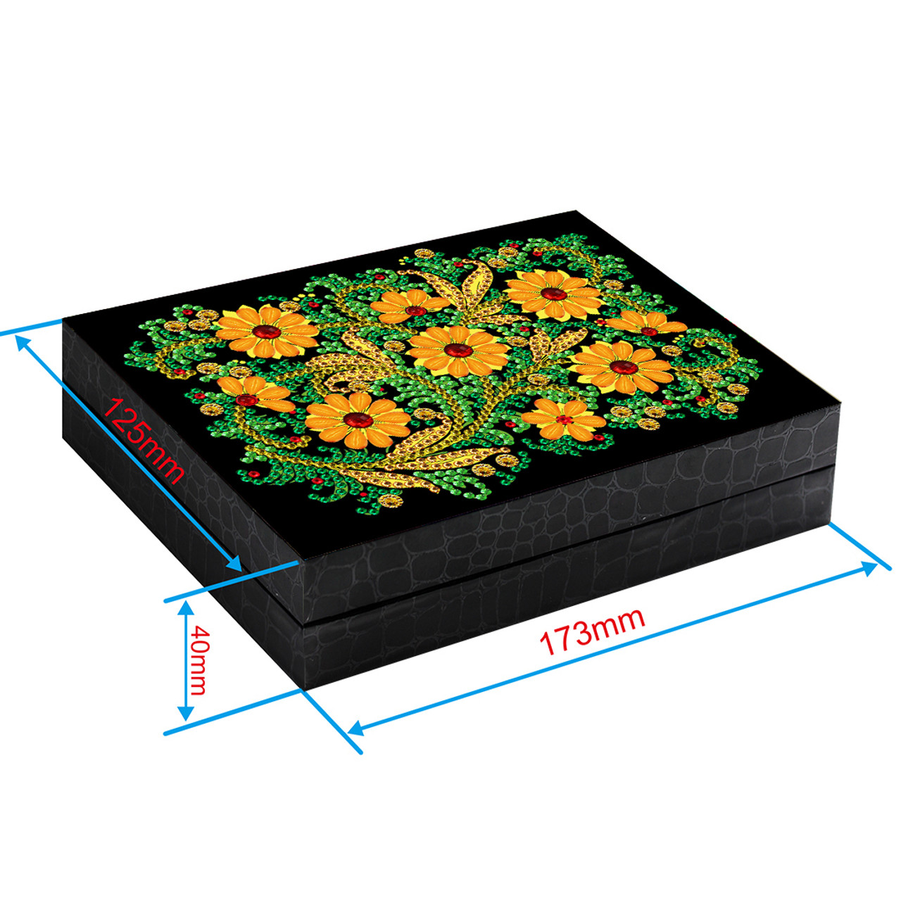 5D Diamond Painting Box - SHH10 Flowers