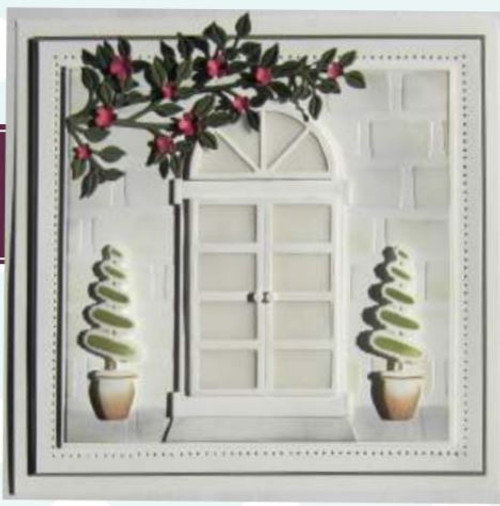 Sue Wilson Kinetics Collection Dies -  Arched Window/Door CED22001 - 15% Off Pre-Order