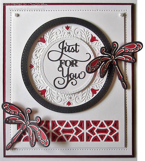 Sue Wilson Mini Expressions - Just For You CEDME028