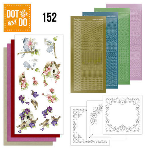 Dot and Do Kit #152 - Spring in the Air