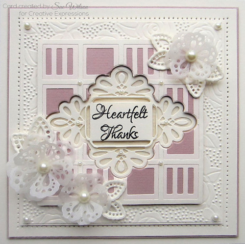 Sue Wilson Frames & Tags - BETSY CED4381