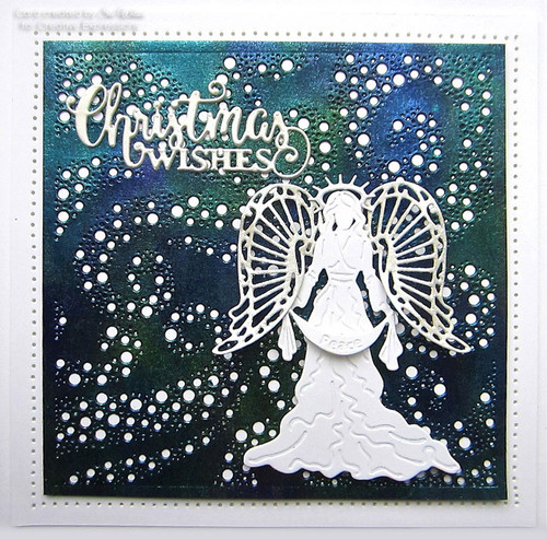 Sue Wilson Festive Collection - Christmas Angel 2019 CED3169