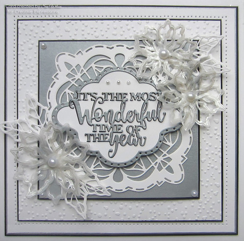 Sue Wilson Festive Mini Expressions Collection - Wonderful Time of the Year CEDME038