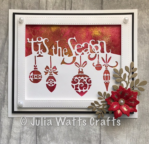Creative Expressions Paper Cuts Collection Die - 'tis the Season  CEDPC1088