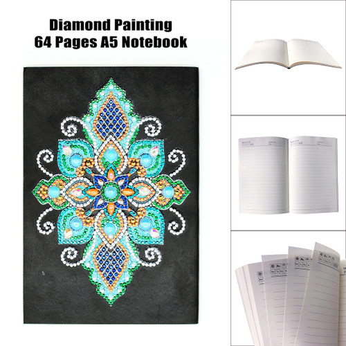 5D DIY Diamond Painting A5 Notebook 10