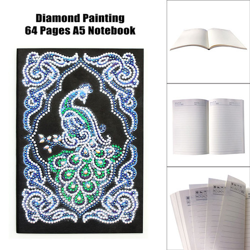 5D DIY Diamond Painting A5 Notebook 7