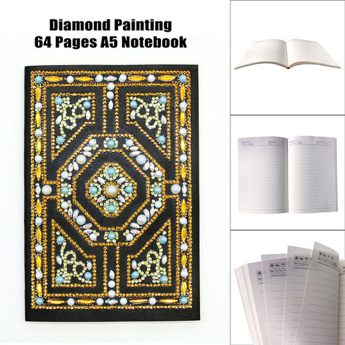 5D DIY Diamond Painting A5 Notebook 15