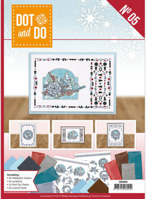 Dot and Do Book Jeanine's Art - A6 Book 5