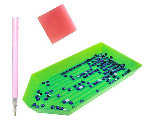 5D DIY Diamond Painting Tool Kit