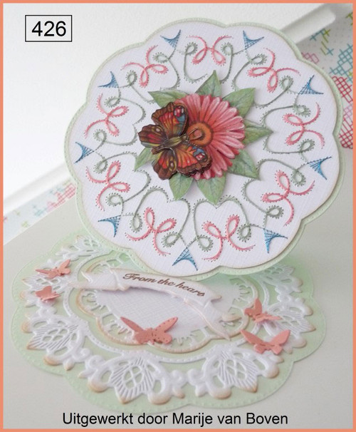 Laura's Design Card Stitching e-Pattern - LD426