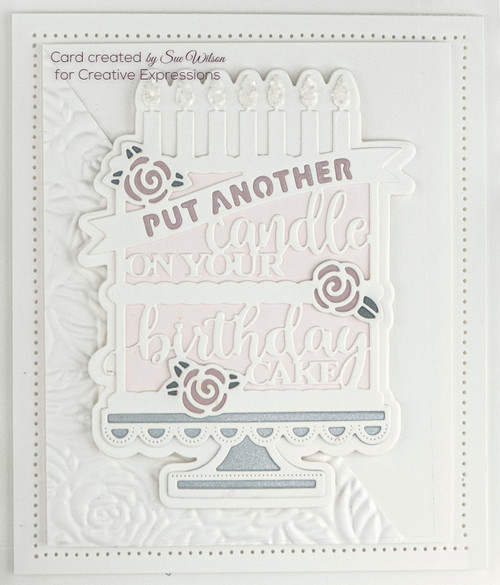 Sue Wilson All In One Collection - Another Candle CED4393