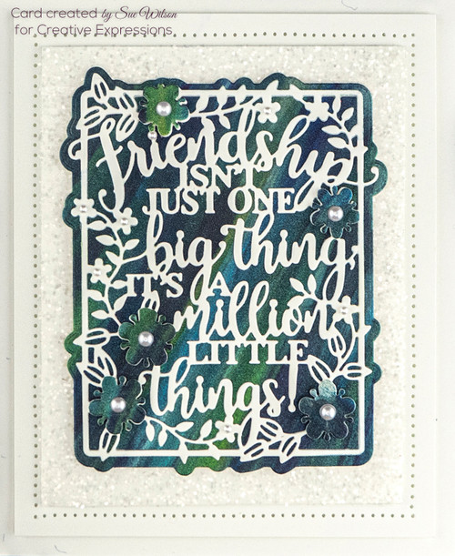 Sue Wilson All In One Collection - Friendship CED4394