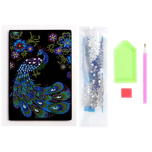 5D DIY Diamond Painting A5 Notebook HM13