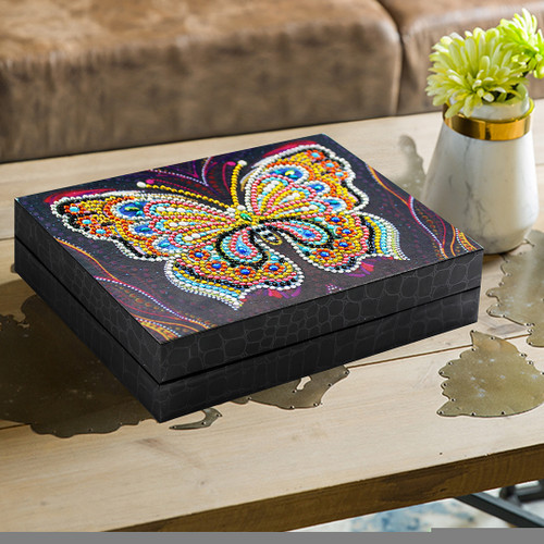 5D Diamond Painting Box SHH05 - Butterfly 2