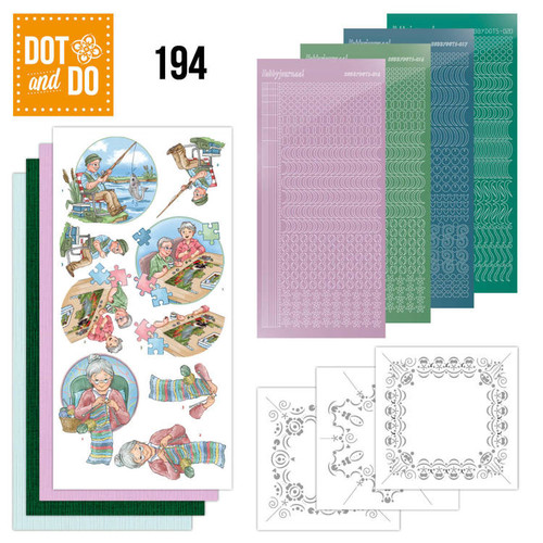 Dot and Do Kit #194 - Yvonnes Creations - Knitting