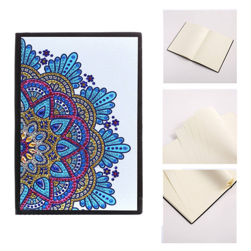 5D Diamond Painting A5 Notebook AA010