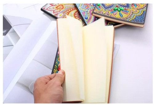 5D Diamond Painting A5 Notebook HM024