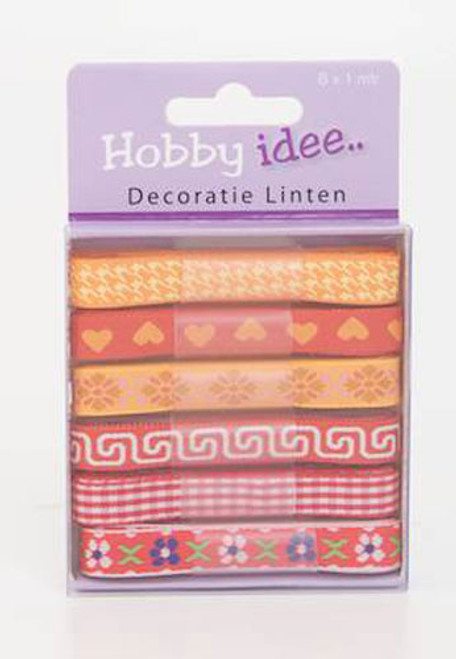 Hobby Idee Ribbon Set 5