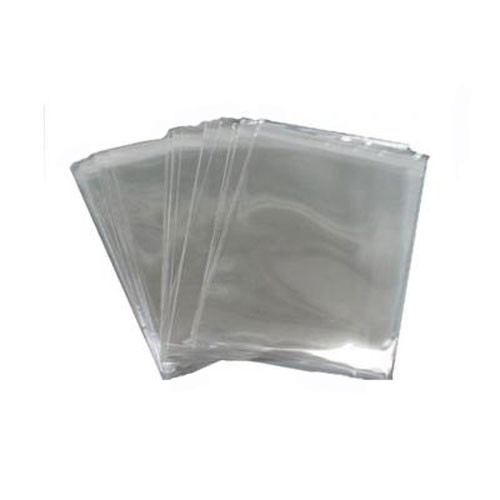 """Clear Resealable Bags 140mm x 200mm (fits 5""""x7"""" Card & A7 Envelope) - Pk of 100"""