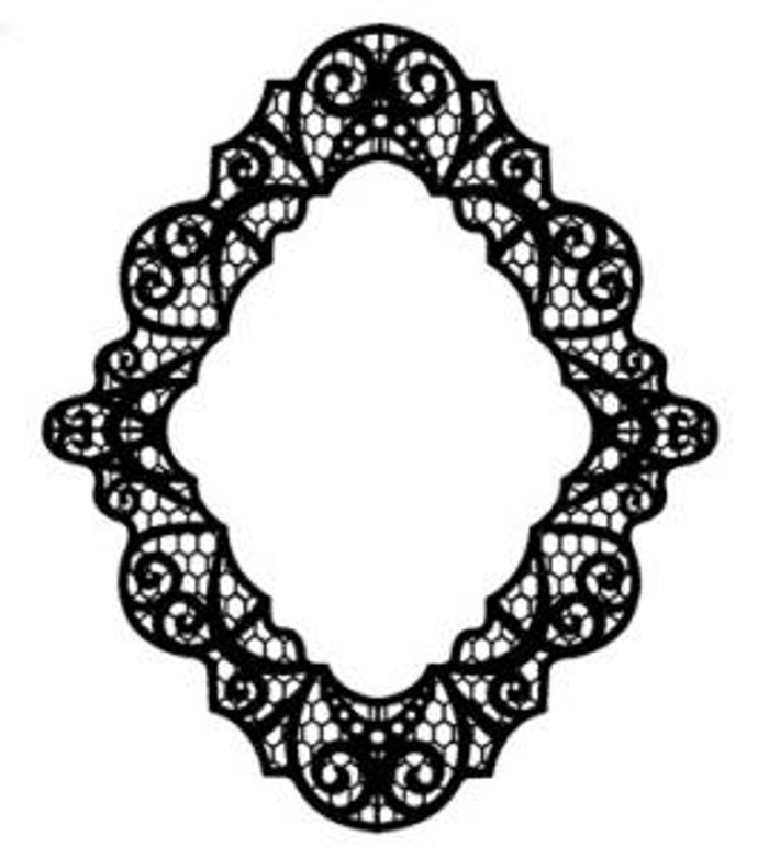 Sue Wilson Stamps To Die For - PACIFIC LACE UMS562 - 10% Off FREE POSTAGE Pre-Order
