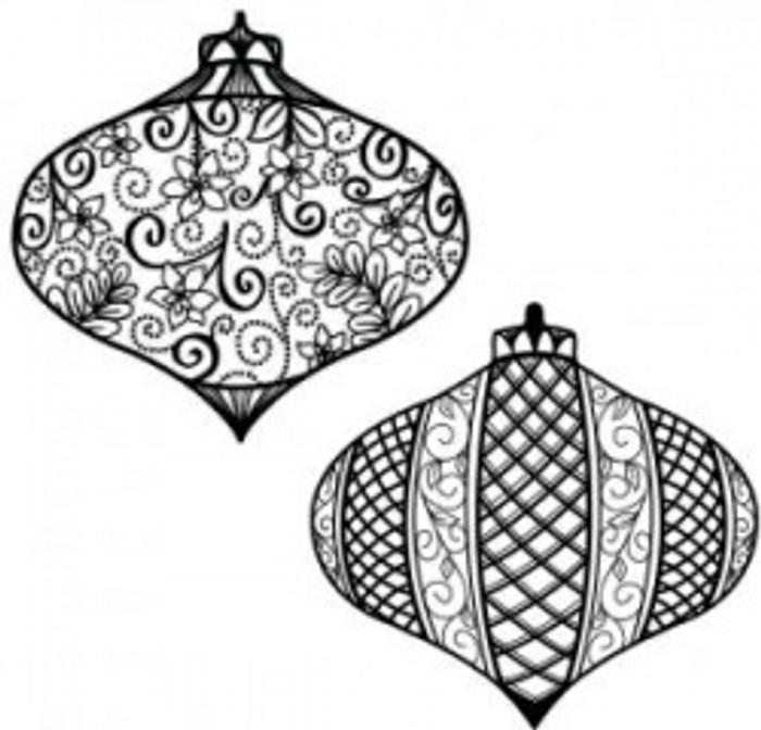 Sue Wilson Stamps To Die For - MINI FLORET & LATTICE BAUBLE UMS522 - 10% Off FREE POSTAGE Pre-Order