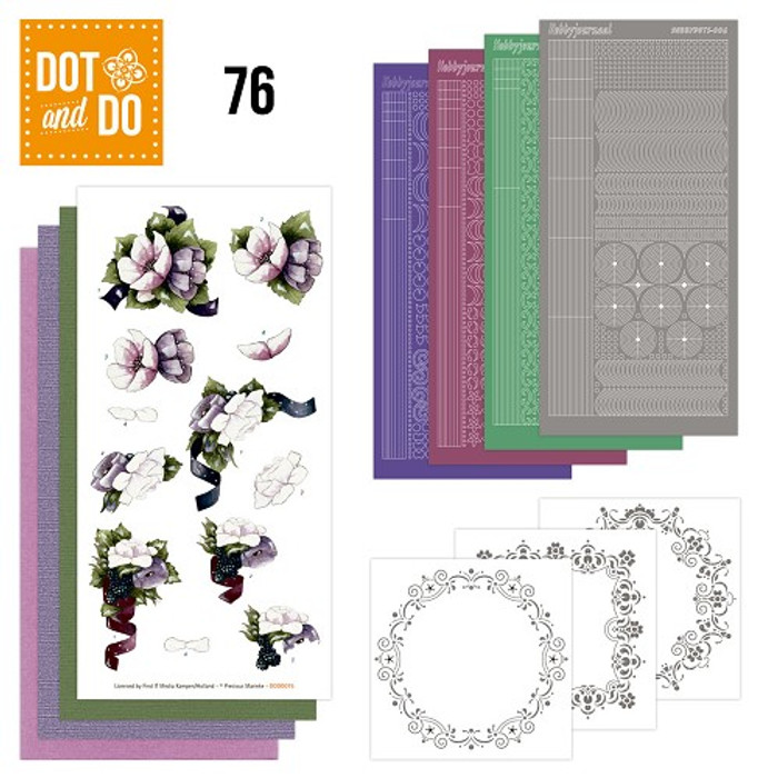 Dot and Do Kit #76 - Flowers