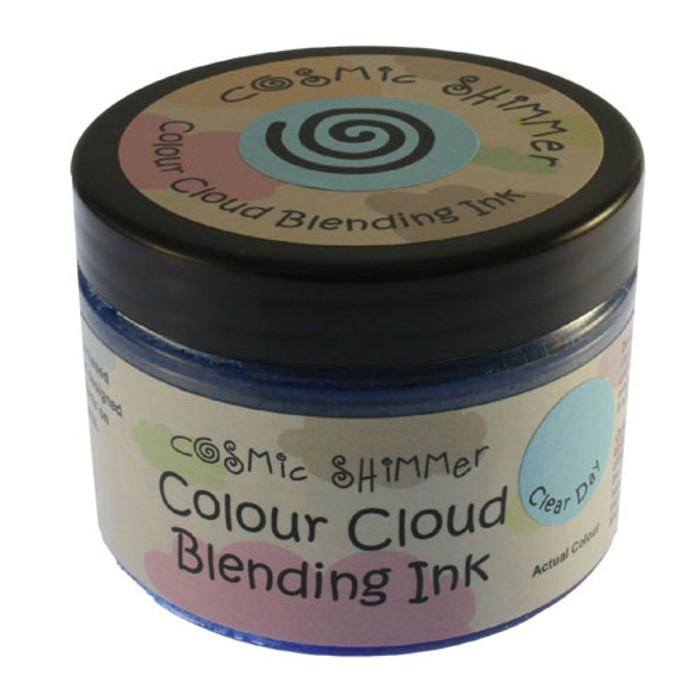 Cosmic Shimmer Colour Cloud Blending Ink Clear Day