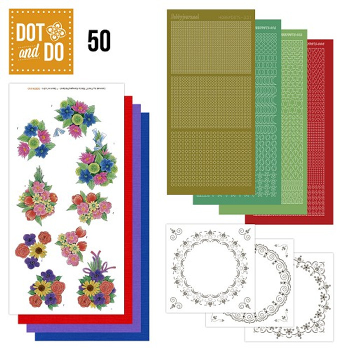 Dot and Do Kit #50 - Bouquets
