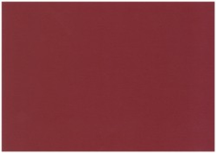 140 Square Card Pack CURIOUS Unscored 250gsm - Metallic Red Lacquer Pack 20