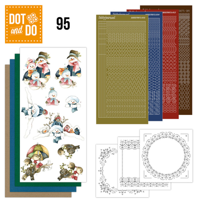 Dot and Do Kit #95 - Winterfun