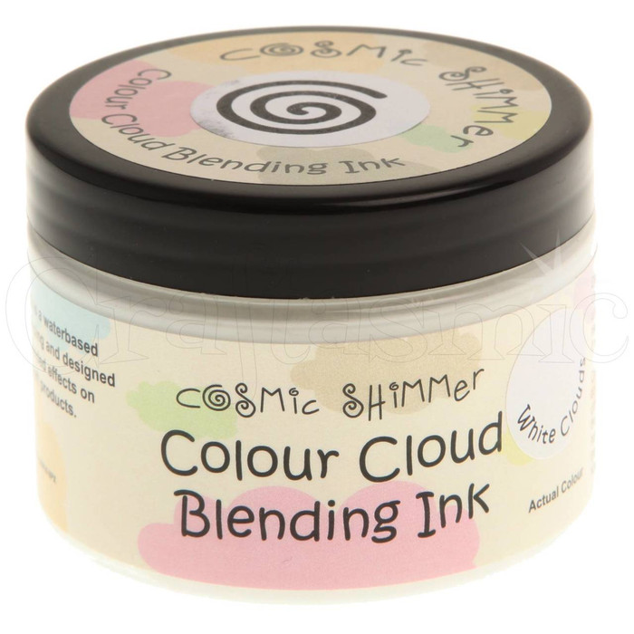 Cosmic Shimmer Colour Cloud Blending Ink White Clouds