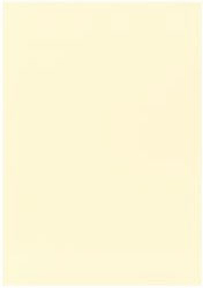 A5 Card Pack SMOOTH Unscored 280gsm - KNIGHT IVORY Pk 50