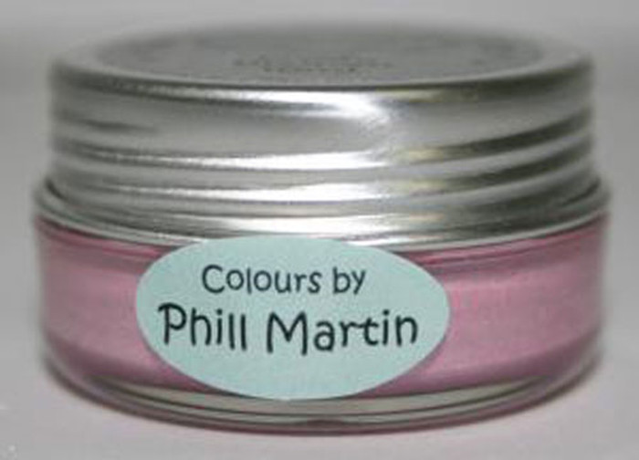 Phill Martin CS Gilding Wax 10ml - FROSTED BLOSSOM