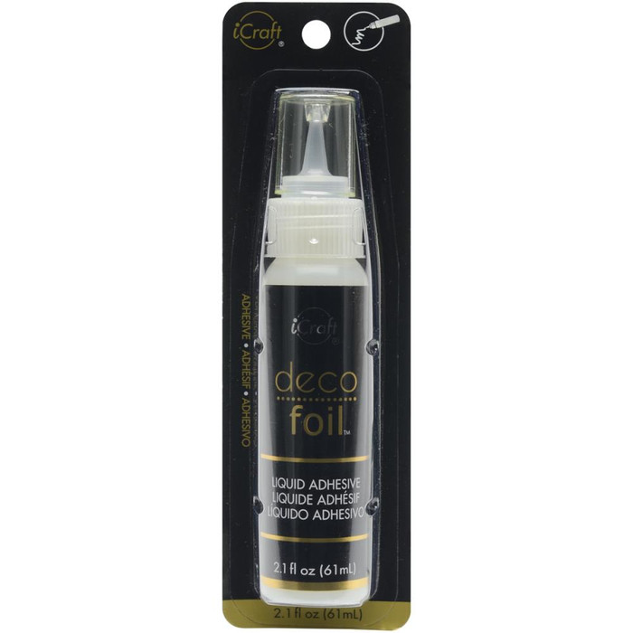 Deco Foil Adhesive 61ml