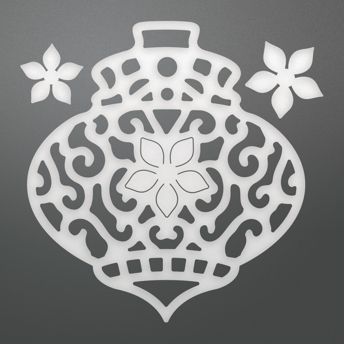 Couture Creations Blossom Bauble Decorative Die (CO725506)