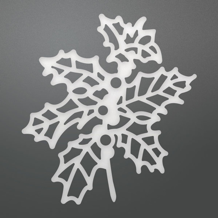 Ultimate Crafts Decorative Die - Holly Branch ULT158324