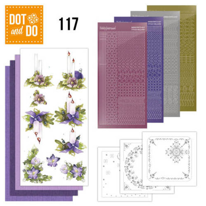 Dot and Do Kit #117 - Precious Marieke Christmas